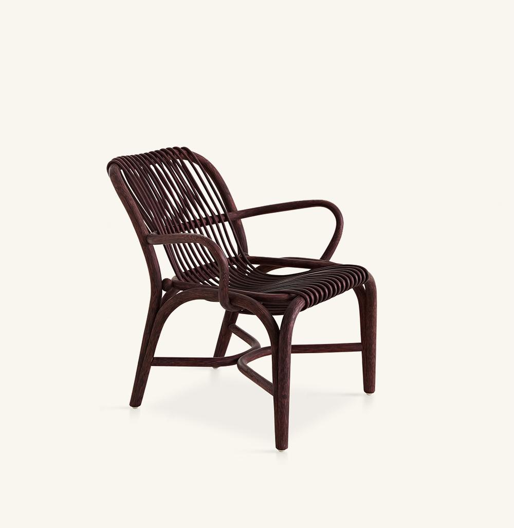 Fontal armchair