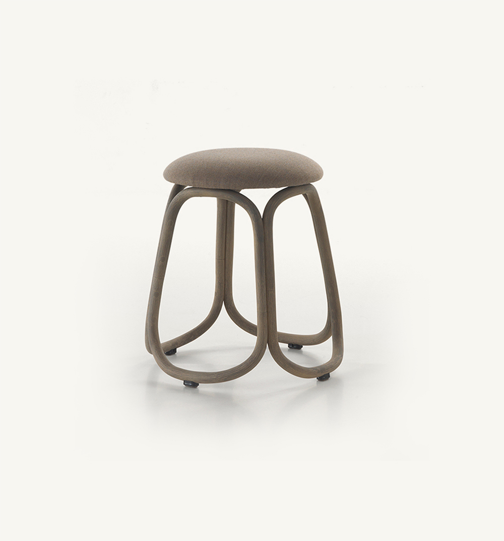 Gres low barstool