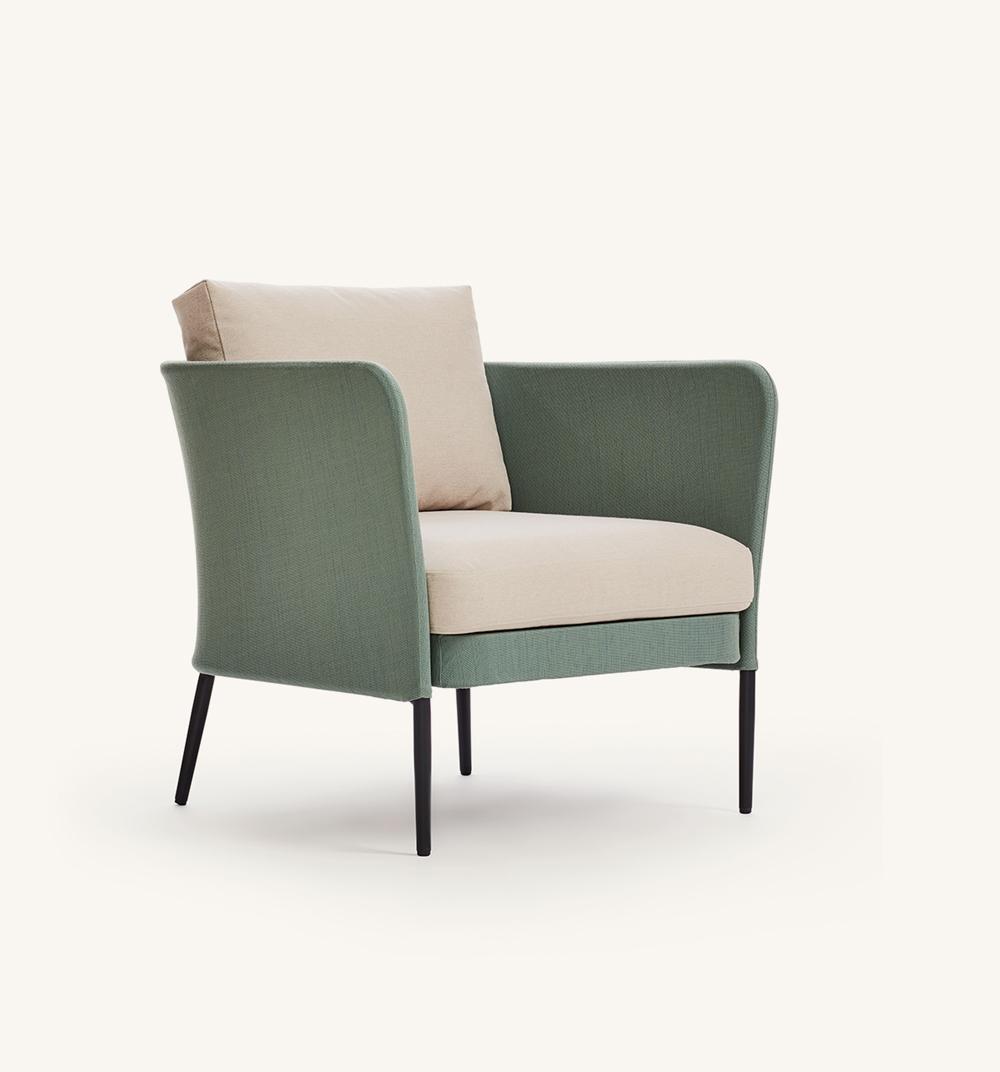 Kabu armchair