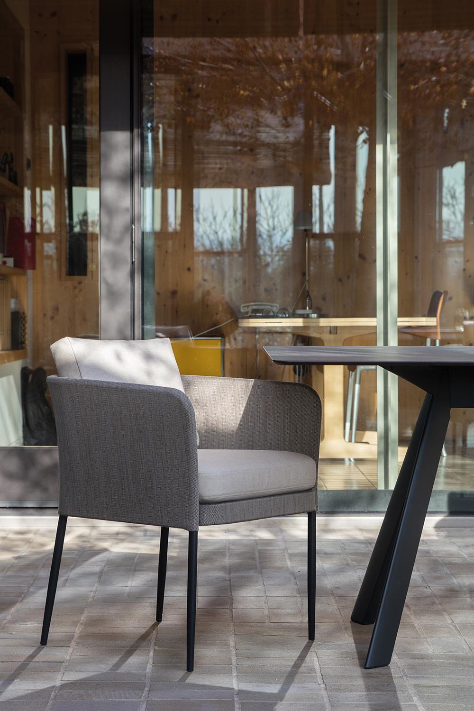 Kabu Dining  armchair