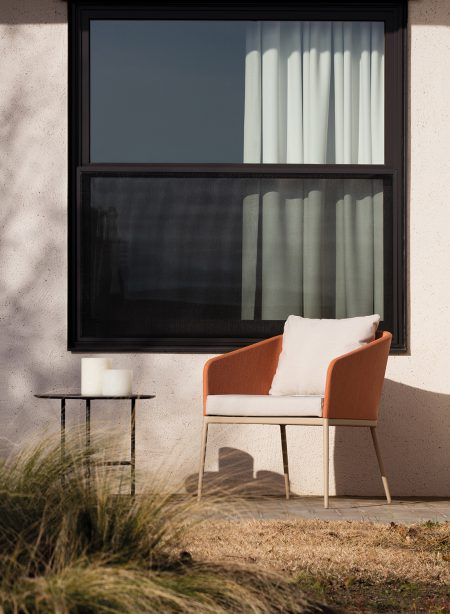 Senso chairs Low armchair