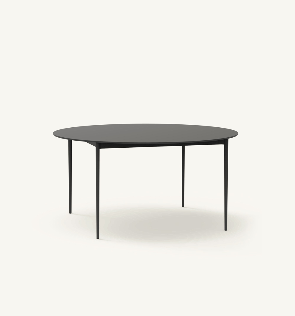 Table ronde Nude