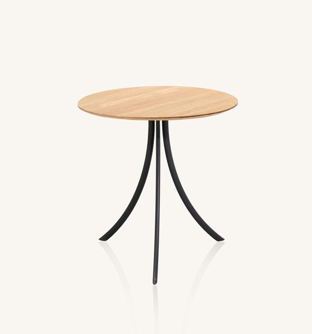 Pied de table avec dessus rond Bistro indoor