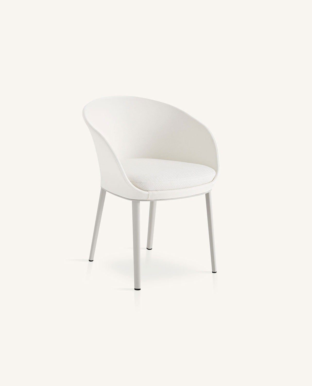 Blum dining armchair