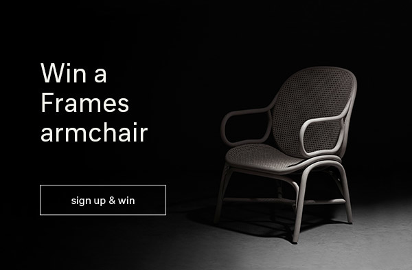 Win an exclusive edition of Frames armchair devised by Jaime Hayon