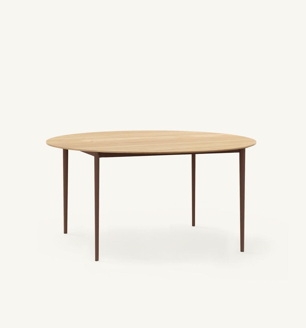 Table ronde Nude indoor