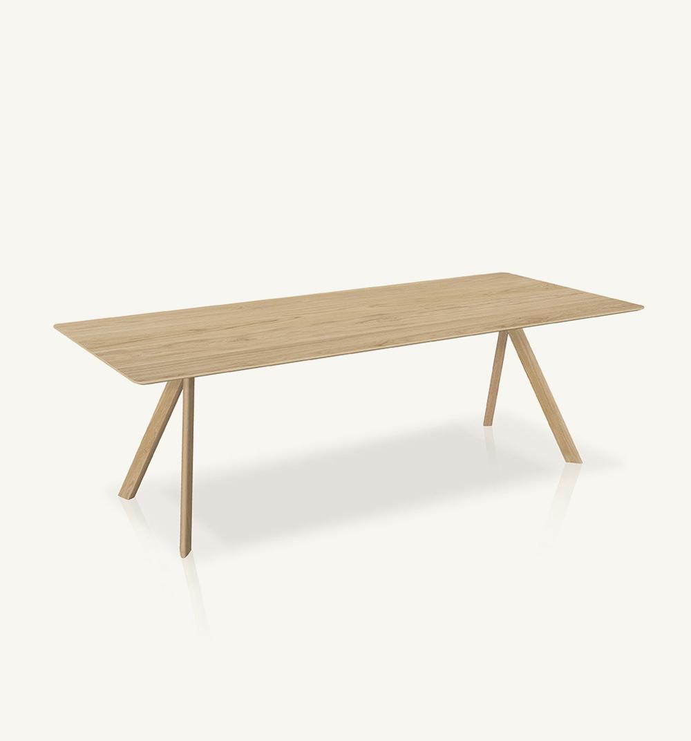 Table rectangulaire Atrivm indoor